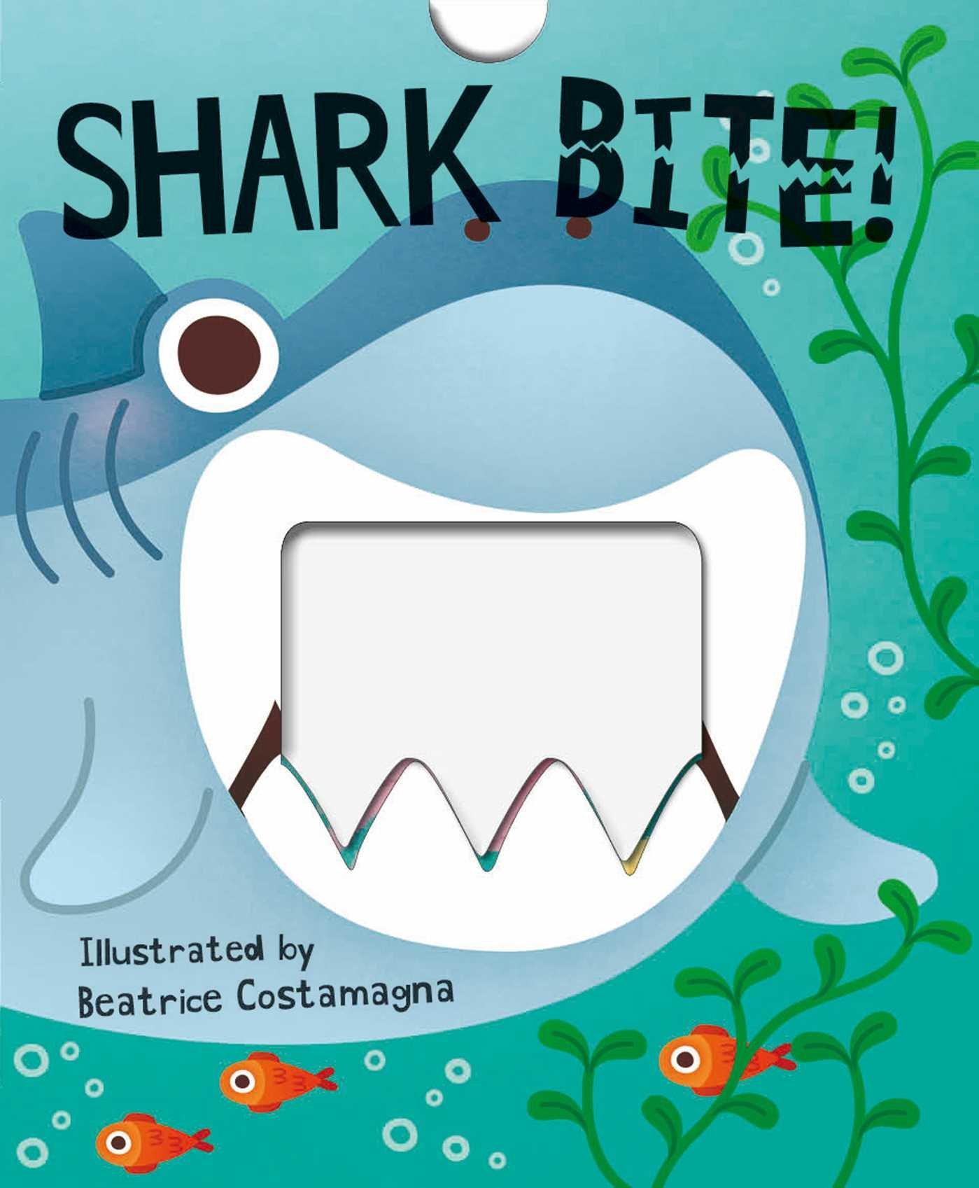 Shark Bite by Beatrice Costamgna