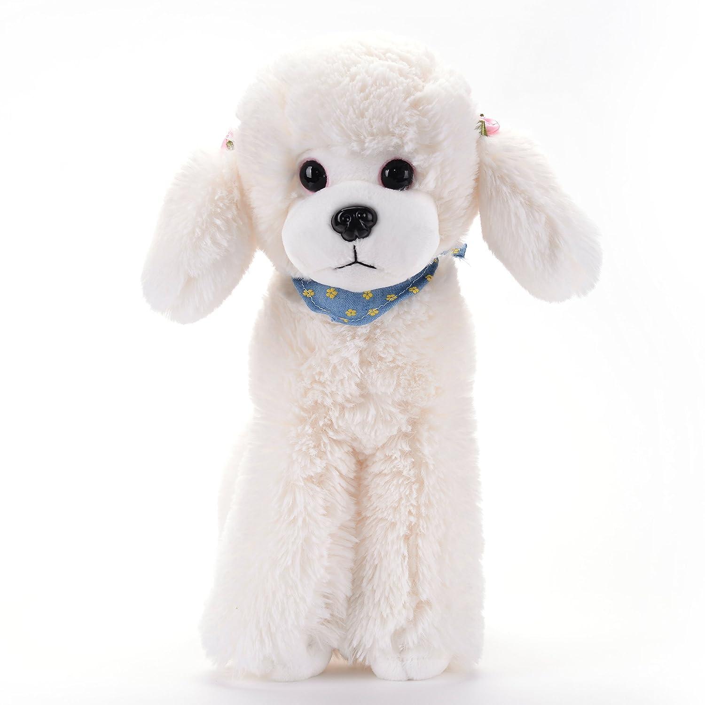 Lazada Plush Poodle Dog Toys Puppy Stuffed Animal Dolls Buddy Pets