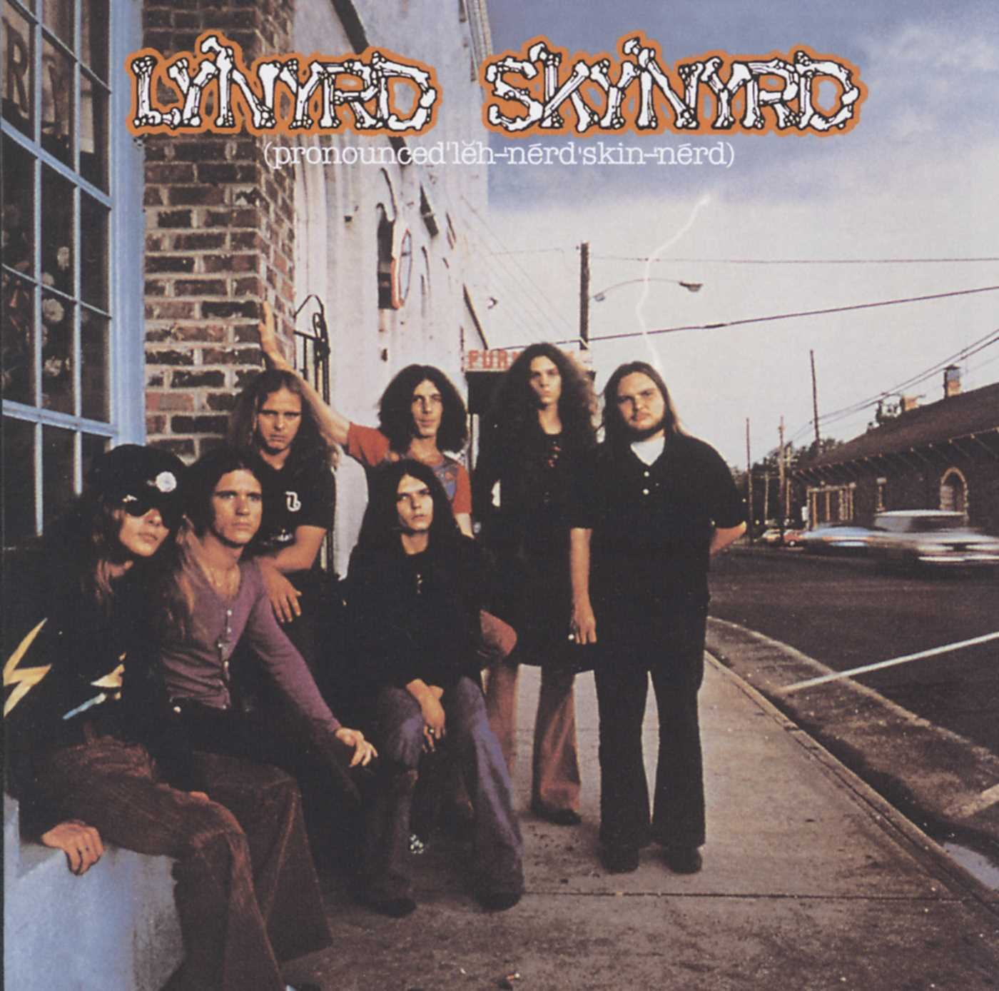 CD : Lynyrd Skynyrd - Pronounced Leh-Nerd Skin-Nerd (Bonus Tracks, Remastered)