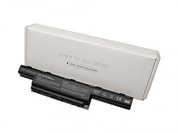 ipc-computer AS10D31 batería de Alto Rendimiento de Repuesto 84Wh para portátil Acer: Amazon.es: Electrónica