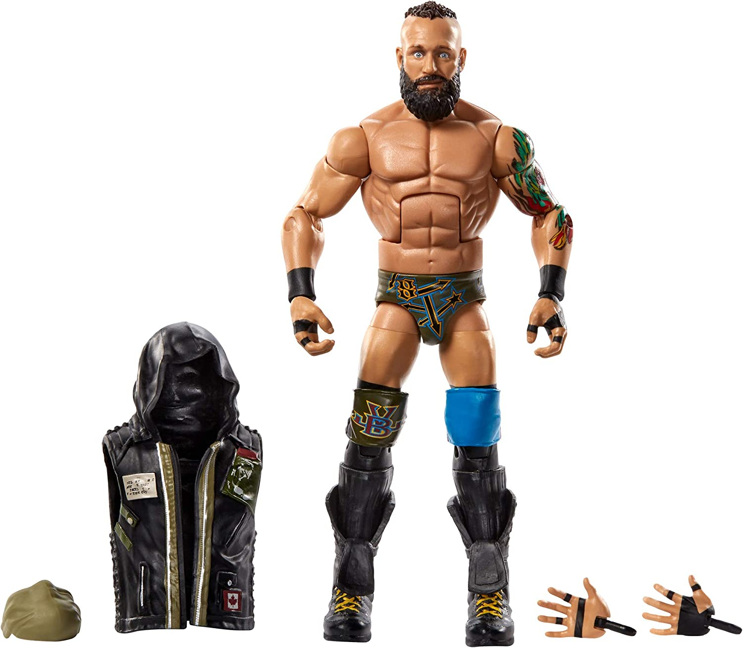 WWE Eric Young Elite Collection Action Figure