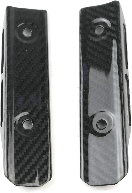 GStradingonline Coperchio radiatore in Carbonio Compatibile con Kawasaki Z900RS