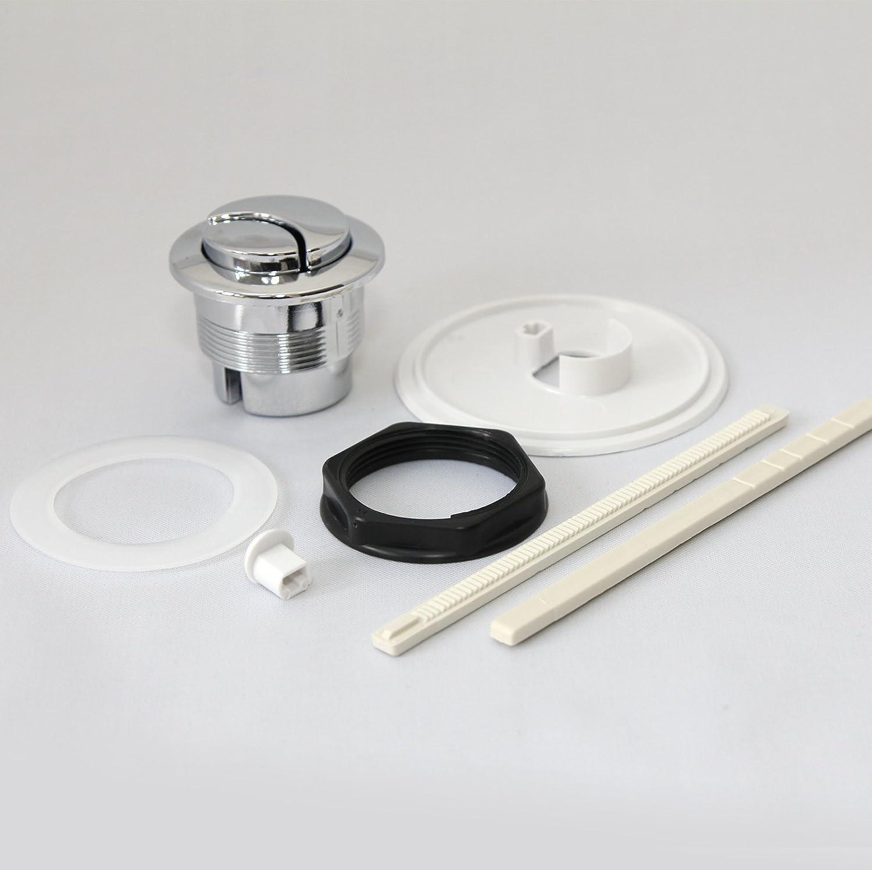 push button toilet parts. Ideal Standard Armitage Shanks EV344AA Chrome Push Button Amazon co uk  Toilet Parts DIY Tools Flush Valves Trip
