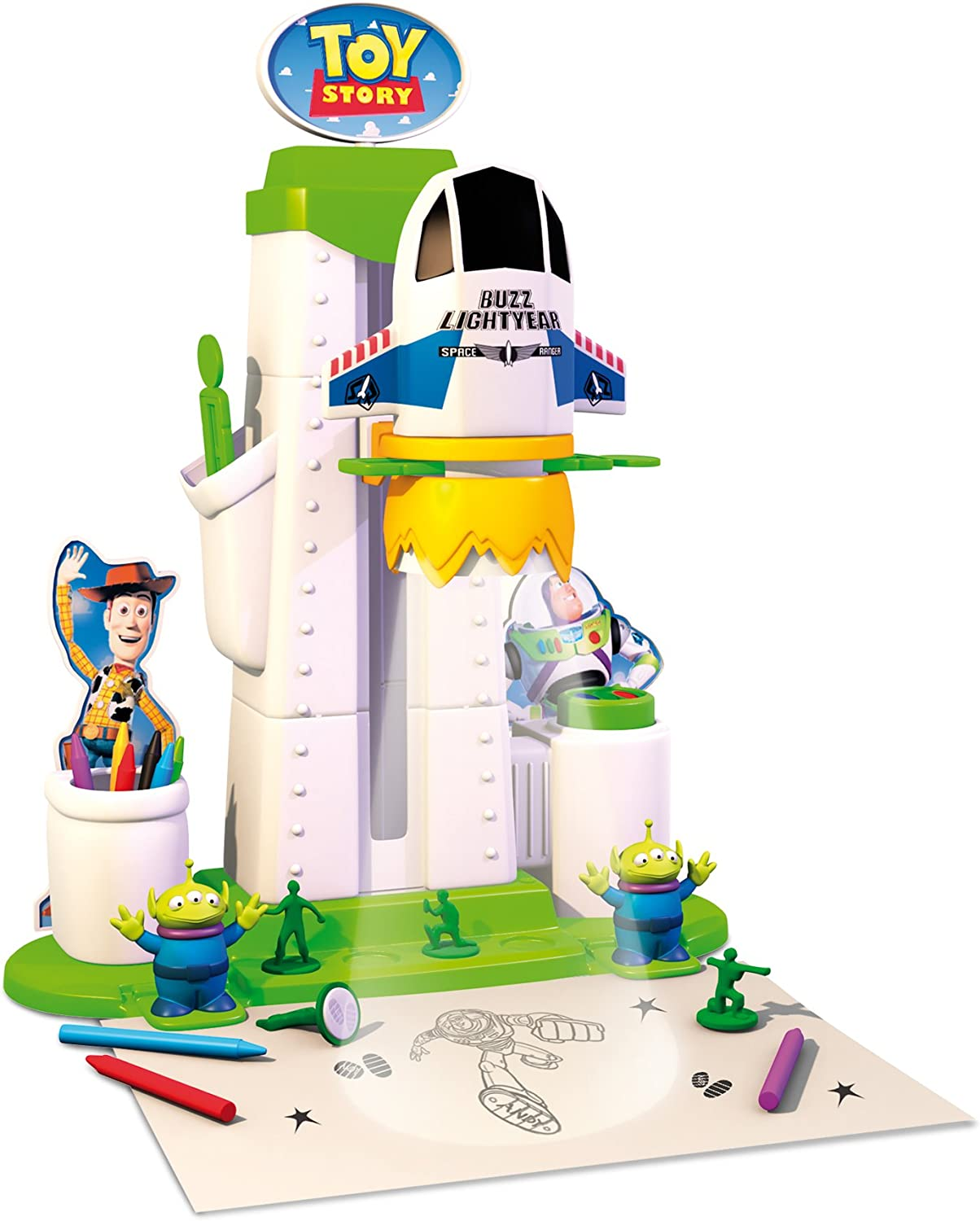 FAMOSA Proyector 3D Toy Story (700007519): Amazon.es: Juguetes y ...