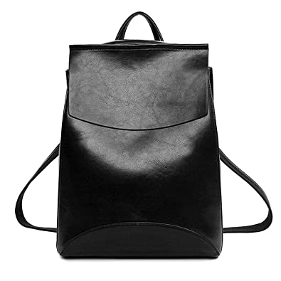 32e927dfc8 Melissa Wilde Fashion Women Backpack Youth Travel Leather Backpack For  Teenage Girls Female School Shoulder Backpack