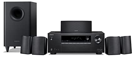 Onkyo HT-S3900 5 1-Channel Home Theater Receiver/Speaker