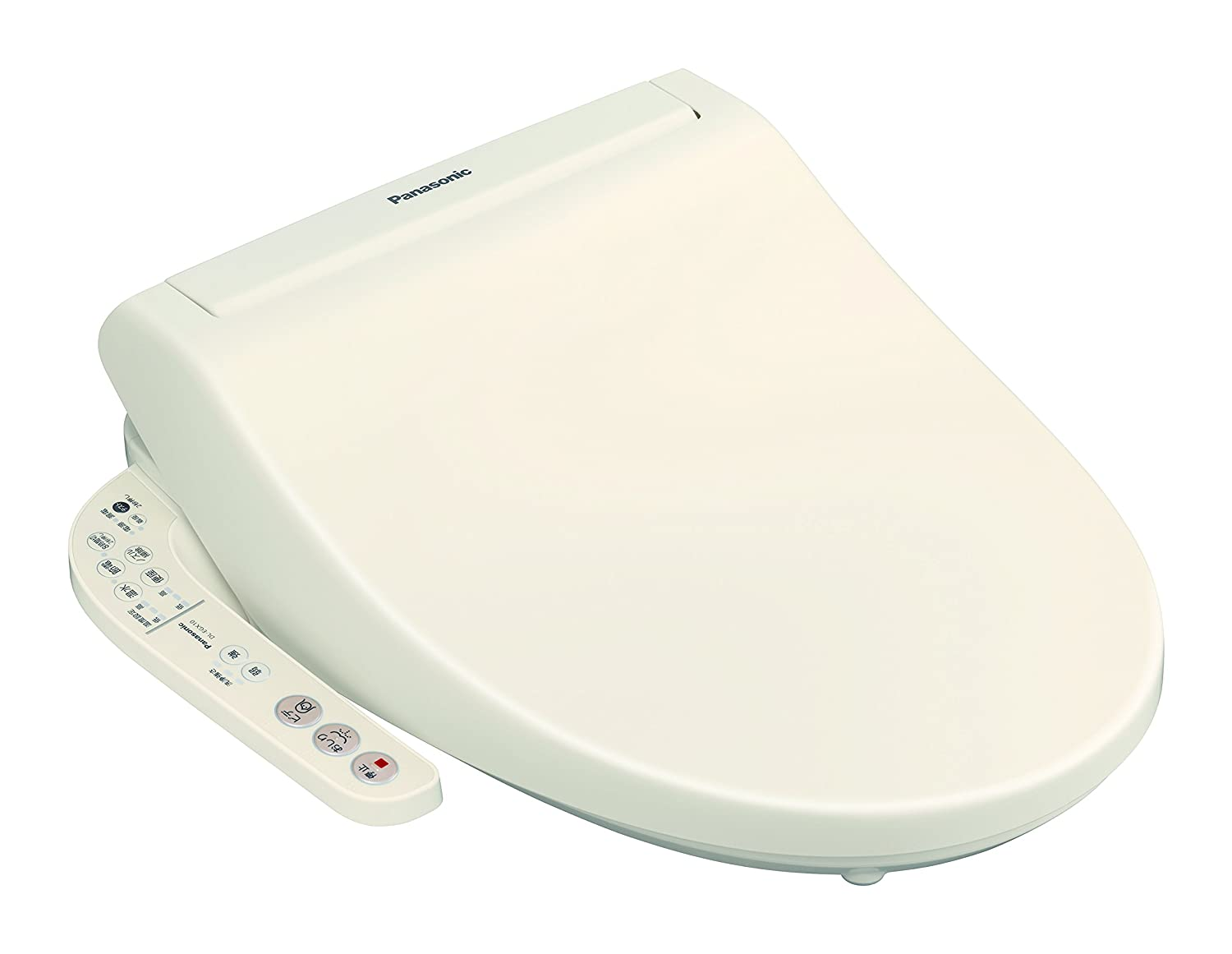 Panasonic warm water cleaning toilet seat Beauty De Toilette pastel ...
