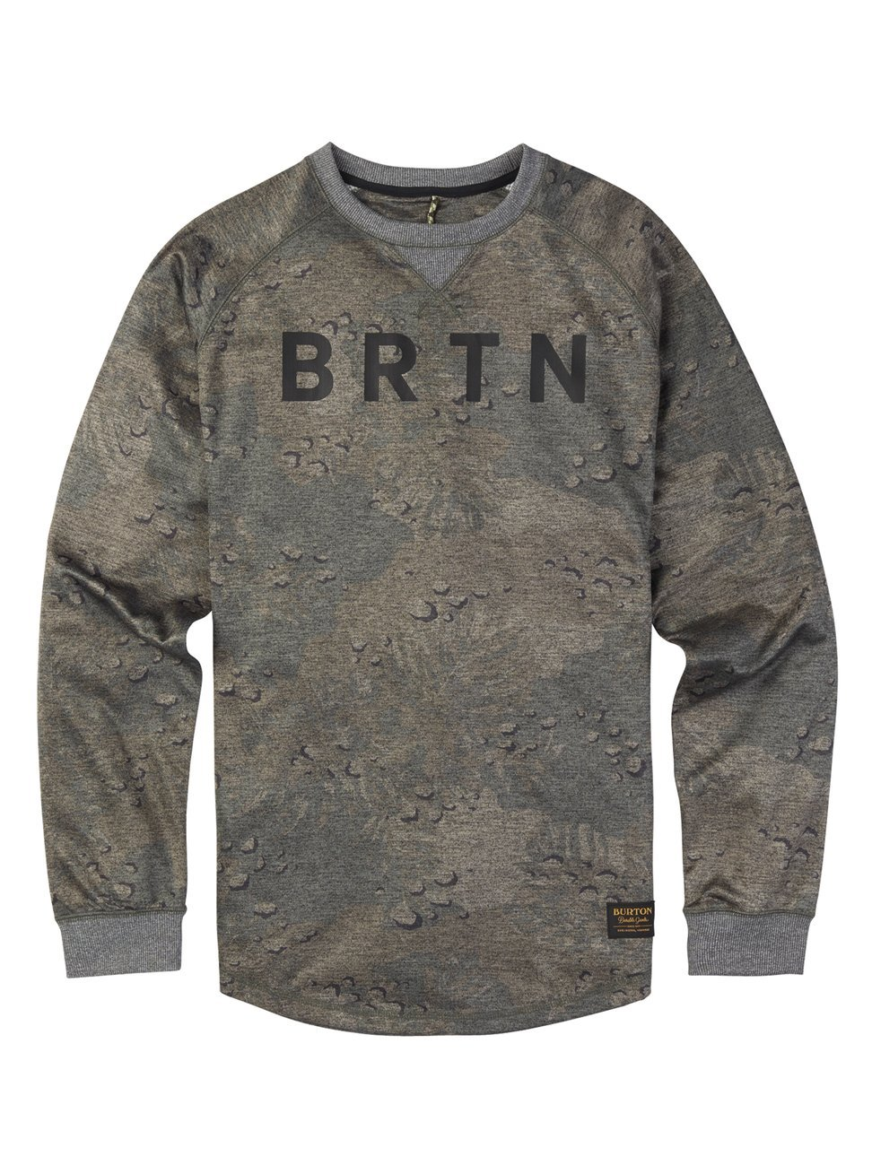 Burton Herren Caption Crew Sweatshirt