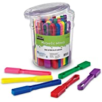 Learning Resources LER0805 Primary Science Magnetic Wands Set (24 Piece),8 in L