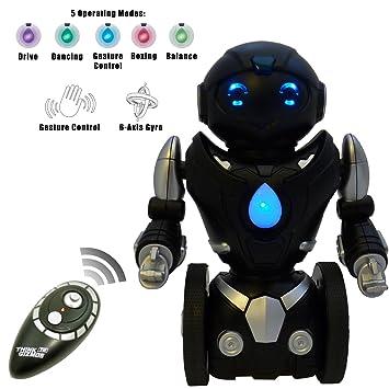robot de juguete que se balancea solo a control remoto para nios u inteligente robot rc