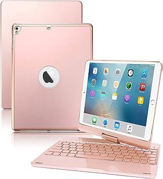 VANKY - Funda con teclado para iPad 2018 (6ª generación ...