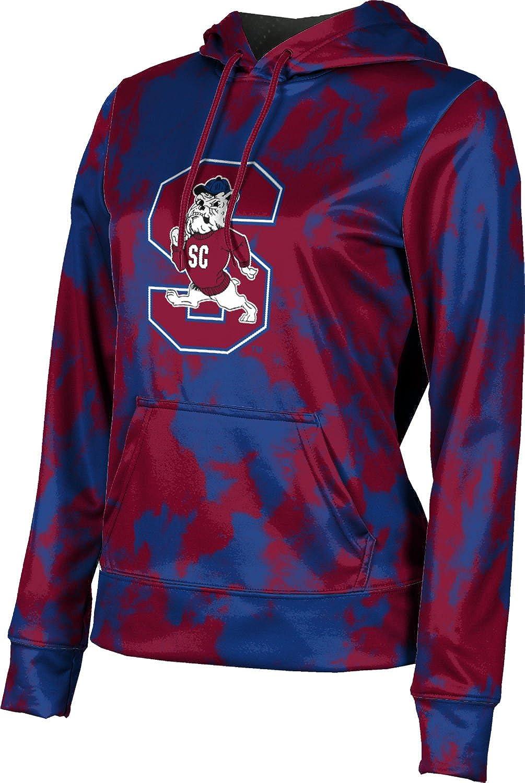 South Carolina State University Girls Pullover Hoodie School Spirit Sweatshirt Grunge