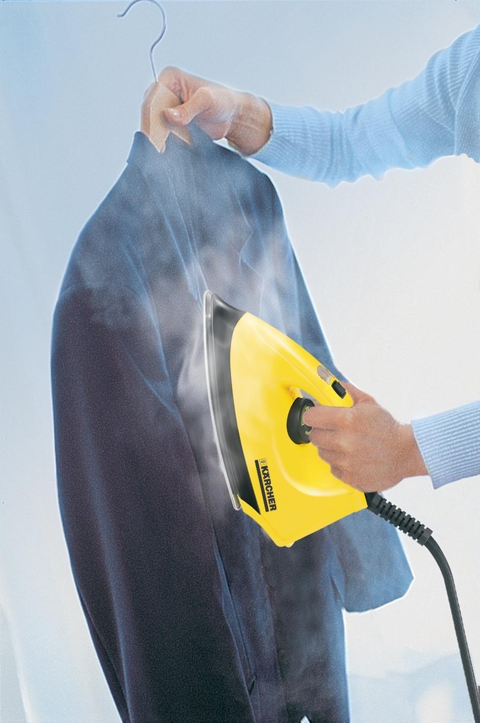 Kärcher Dampfdruck-Bügeleisen I 6006 2.863-208.0 Dampfbügeleisen
