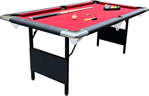 Hathaway Fairmont Portable 6-Ft Pool Table - Best Portable Pool Table