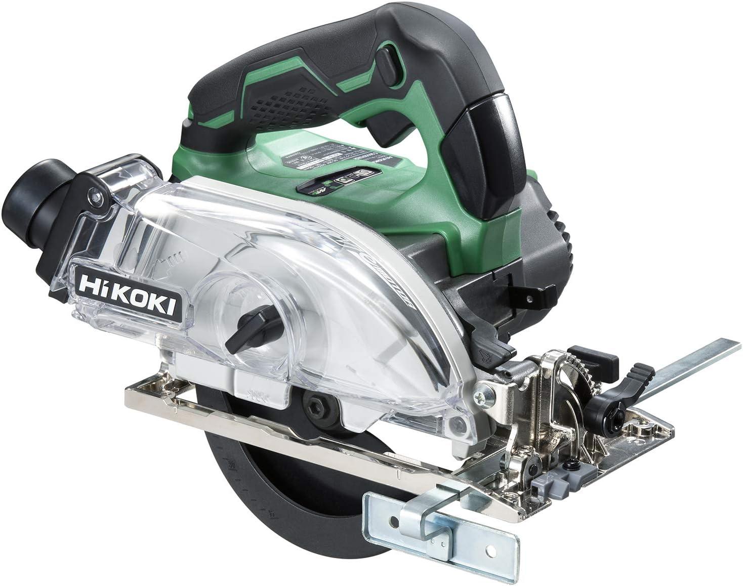 HiKOKI(ハイコーキ) 旧日立工機 コードレス集塵丸ノコ マルチボルトシリーズ C3605DYA(XPS)
