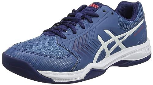 ASICS Gel-Dedicate 5 Indoor, Zapatillas de Tenis para Hombre: Amazon.es: Zapatos y complementos