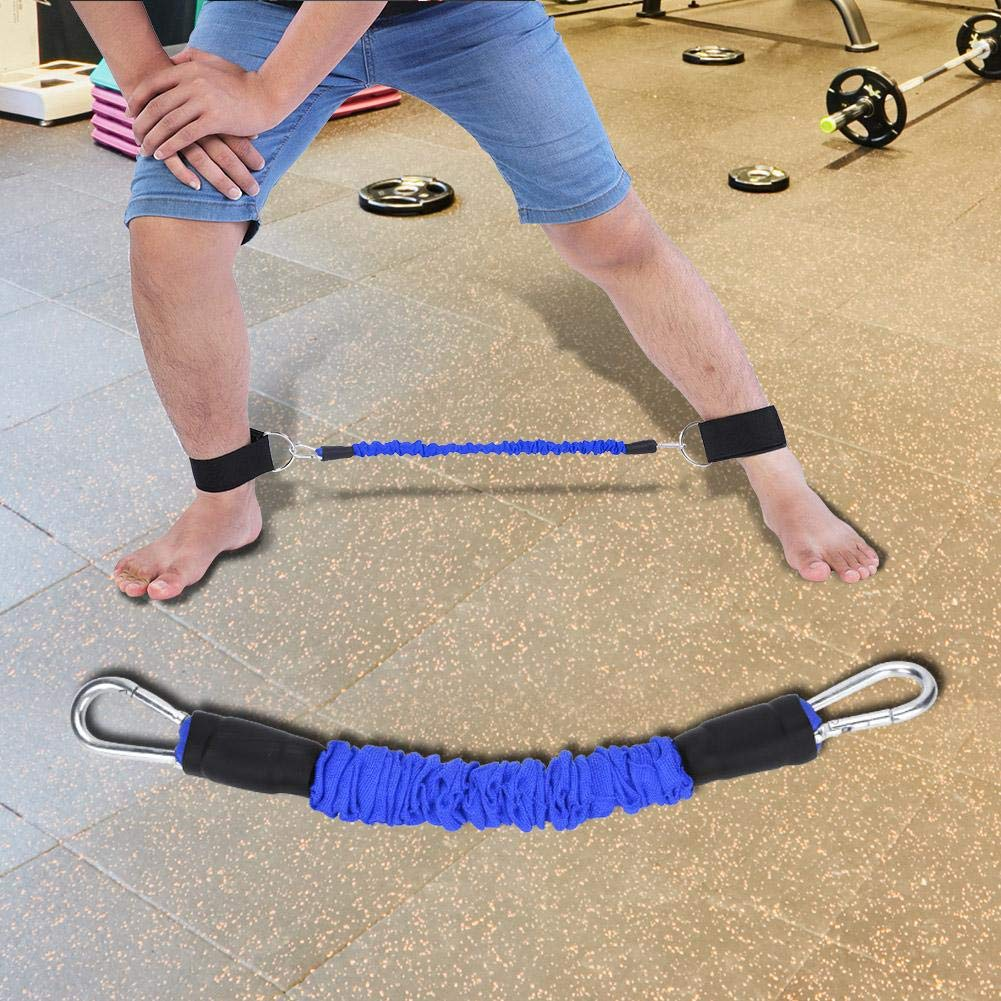 Alomejor Yanmeer Bande de R/ésistance de Jambe Bande de R/ésistance de Jambe Bandes dexercice Jambe Sangles de Cheville Jambe dexercice Fitness Musculation Pilates Sport Entrainement