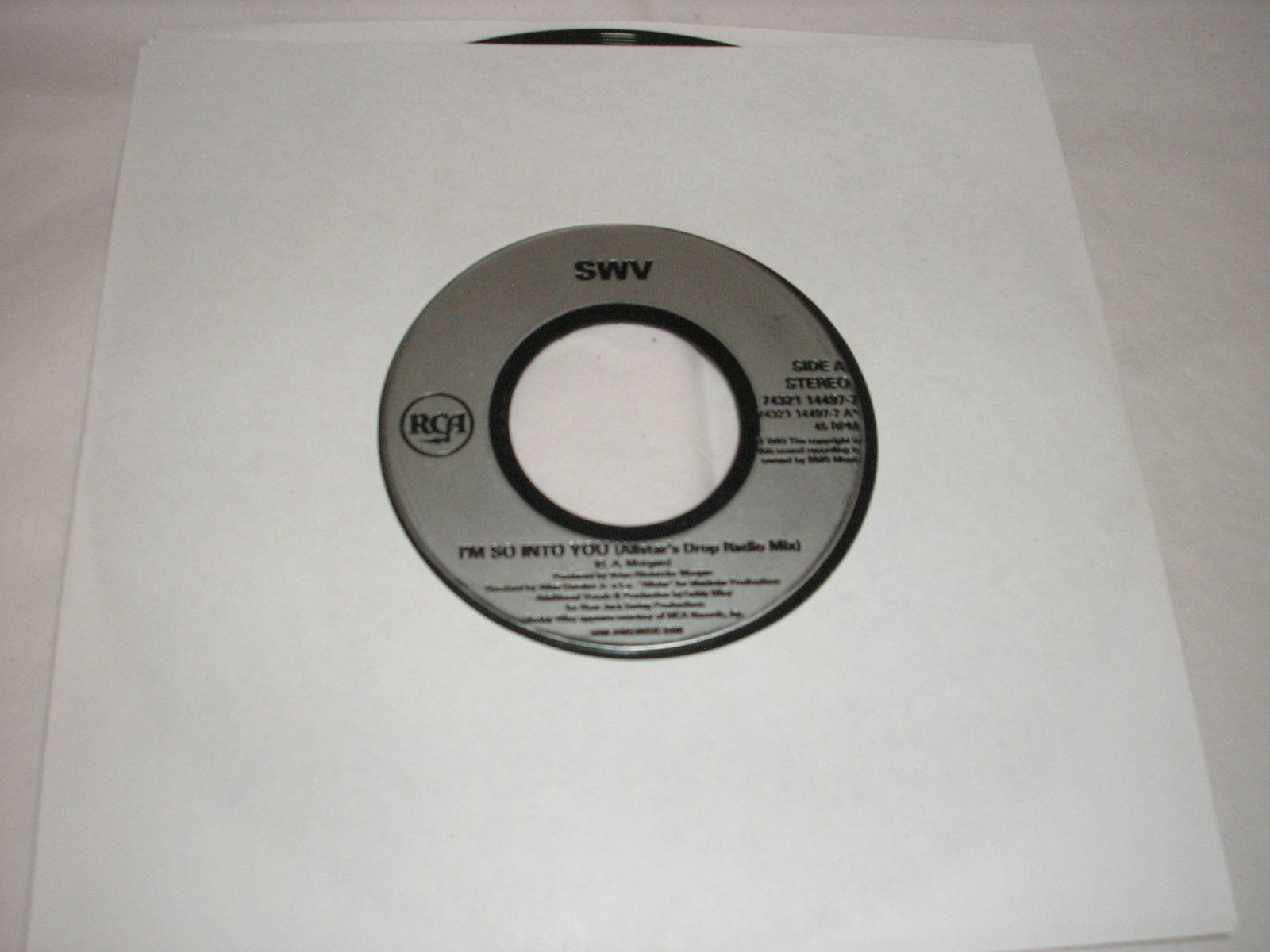 I'm so Into You/Weak (7 Inch Vinyl 45)