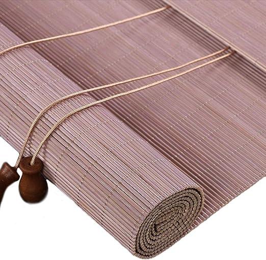 Persianas de bambú Persianas Enrollables De Bambú Persianas Opacas ...