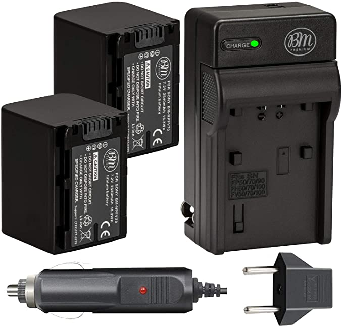 2 Pack Sony NEX-VG20 Camcorder Memory Card 2 x 8GB Secure Digital High Capacity Memory Cards SDHC