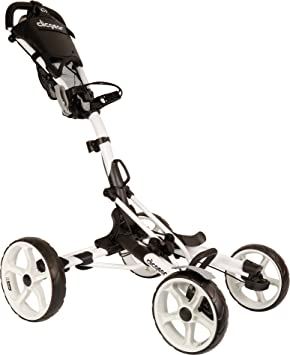 Clicgear 8.0 - Carro de golf, color blanco: Amazon.es: Deportes y aire libre