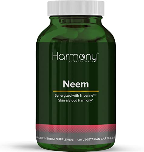 Neem Highest Potency, Maximum Bio-Availability, Full Spectrum Leaf Extract
