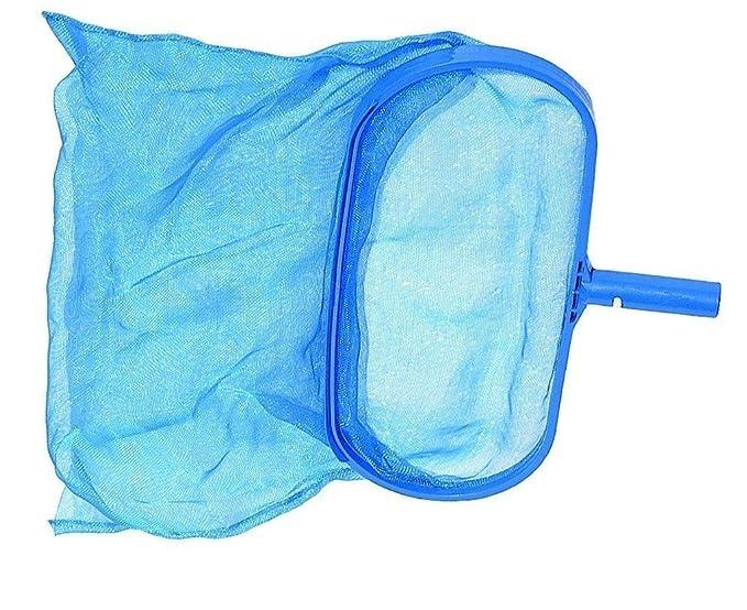 Piscinas Toi 4890 Recoge Fondos para Piscinas Desmontables Blanco 47x37x2 cm: Amazon.es: Jardín