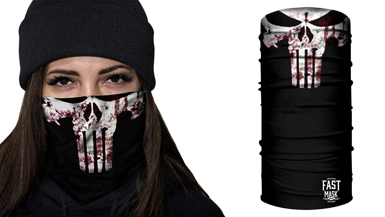 Fast Mask Face Shield Unisex - Punisher