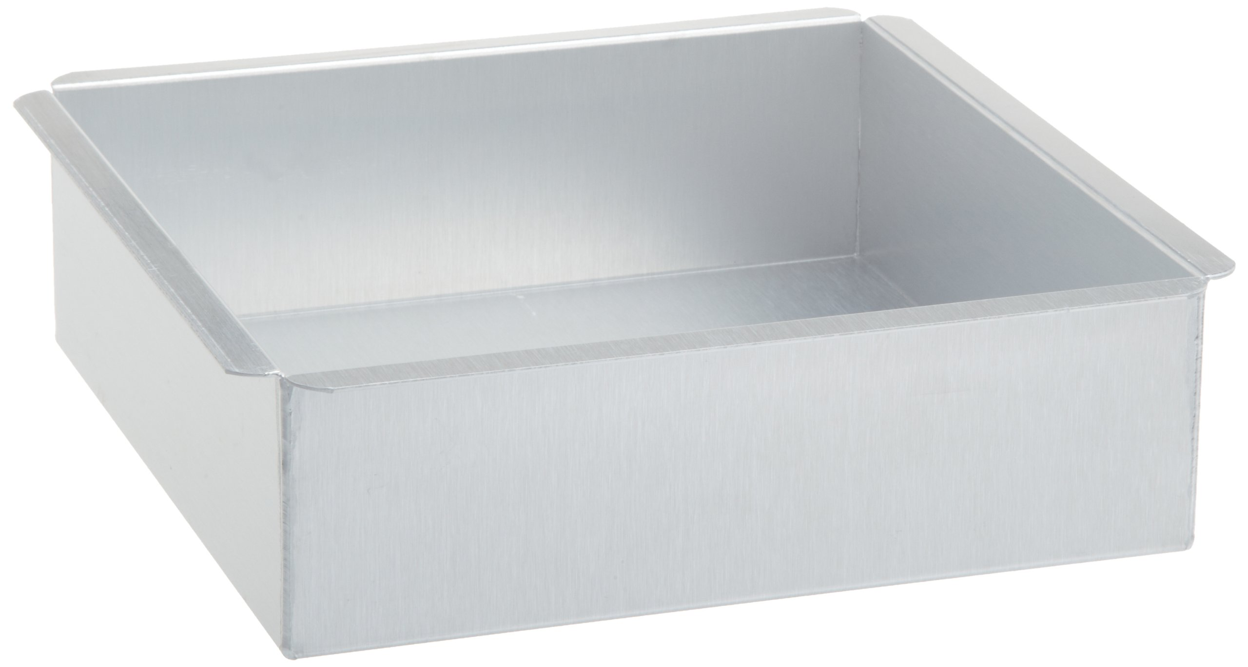 Ateco 10 by 10 by 3-Inch Professional Square Baking Pan