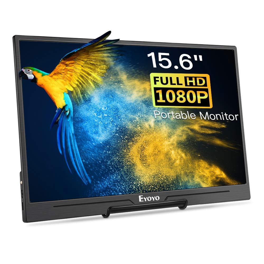 Monitor Portatil USB-C 15.6 1920x1080 HDR HDMI EYOYO