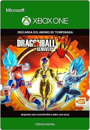 Dragon Ball Xenoverse: Season Pass | Xbox One - Código de descarga ...