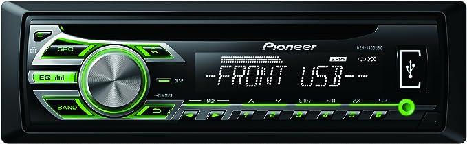 Pioneer Deh 1500ubg Cd Tuner Front Usb Eingang
