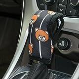 Tianmei Happy Bear Cartoon Doll Styling Car Gear