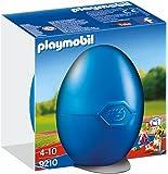 Playmobil 9210 Joueurs de Basket-ball avec panier