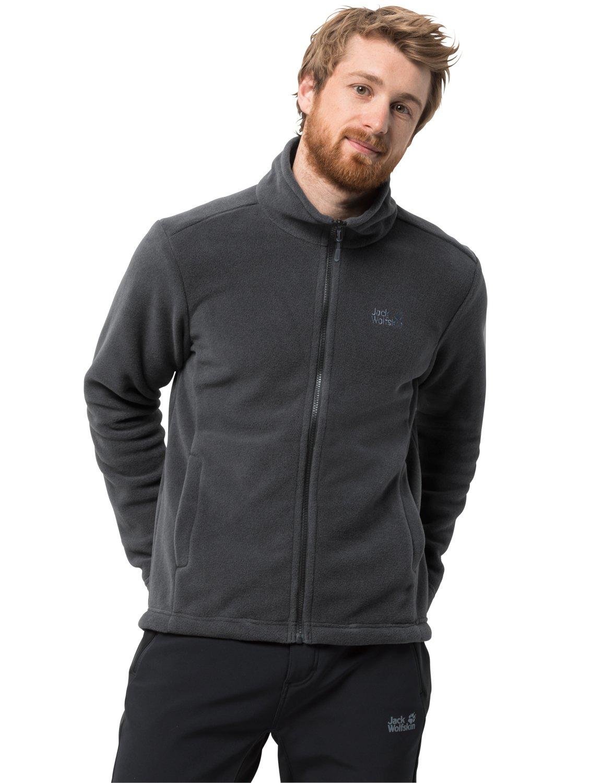 6b55d9de88e Jack Wolfskin Men's Norrland 3-IN-1 Waterproof Insulated Jacket:  Amazon.co.uk: Clothing