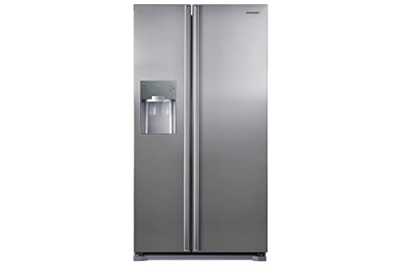 Side By Side Kühlschrank Mit Schubladen : Samsung sbs7020 side by side kühlschrank a premium edelstahl