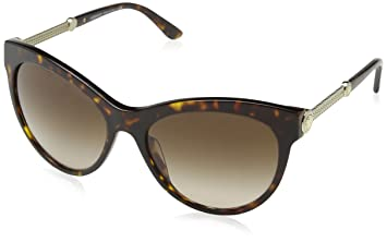 Versace Unisex Sonnenbrille VE4292 50298H, Violett (Purple 50298H), One size (Herstellergröße: 57)