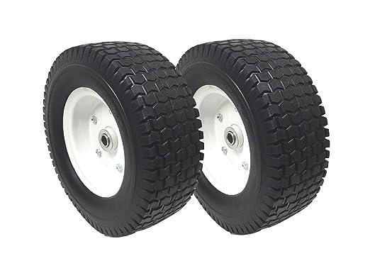 UI PRO TOOLS - Neumático Plano de 12 x 5, 00 - 6 Ruedas, 12, 5 cm ...