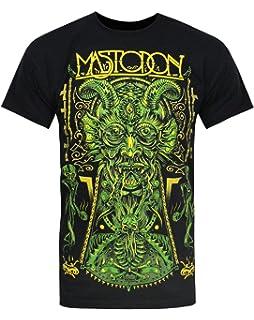 Official Hombres Mastodon - Camiseta: Amazon.es: Ropa y accesorios