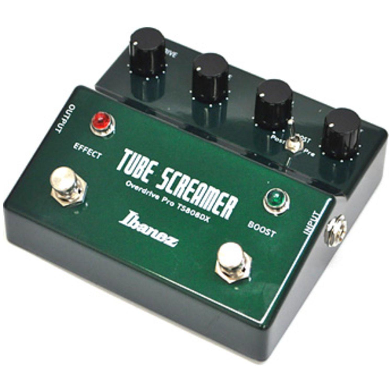 ibanez ts808dx vintage tube screamer deluxe guitar