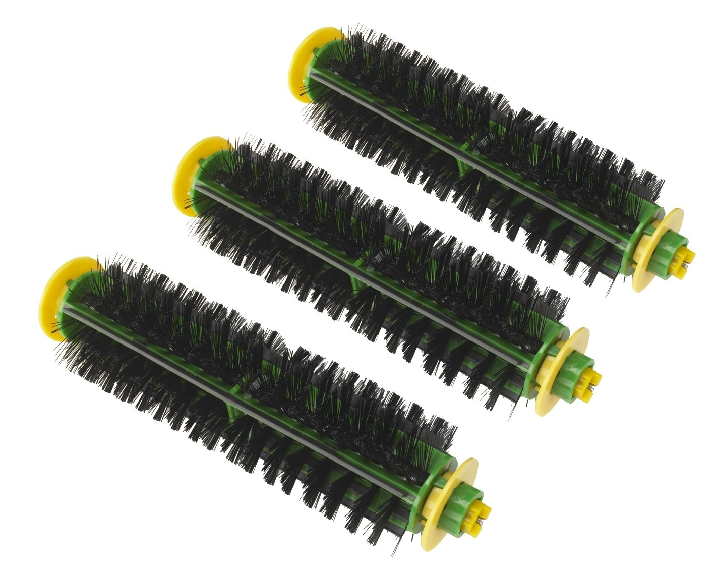 iRobot R3 500 Series Replacement Bristle Brushes, Pack of 3