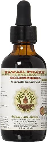 Goldenseal Alcohol-FREE Liquid Extract