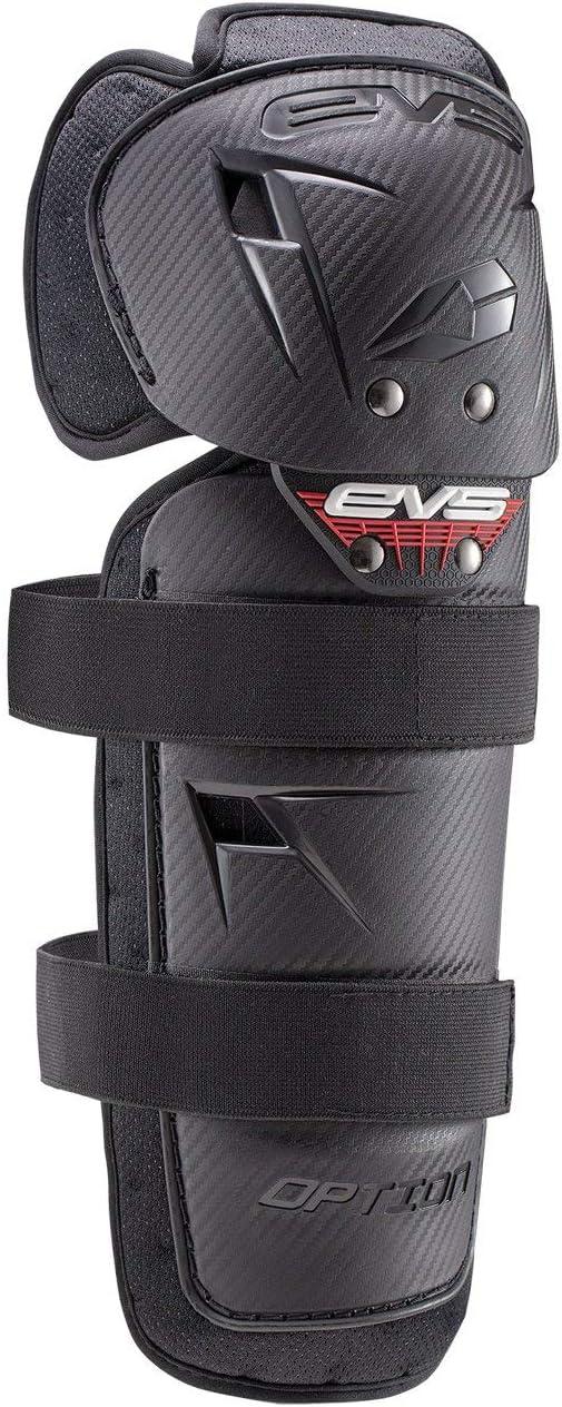 Gr/ö/ße Adult Black EVS Sports Option Knee Protection