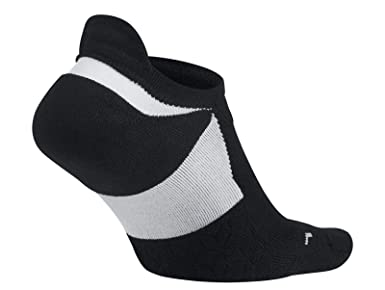 Amazon.com: Nike Elite acolchado no show calcetines de ...