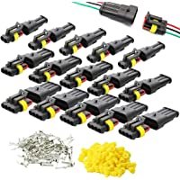 Zuzer 15 Kit Coche Impermeable Conector 2 3