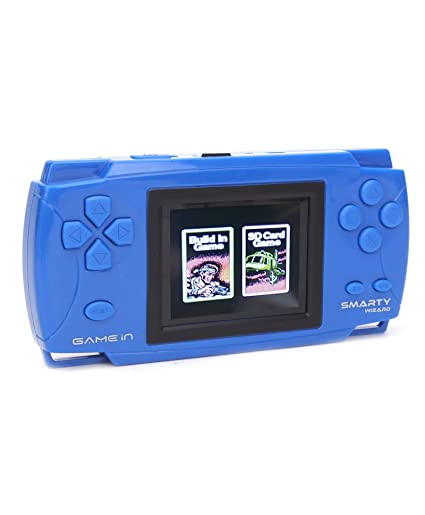 mitashi game in smarty wizard gaming console blue amazon in