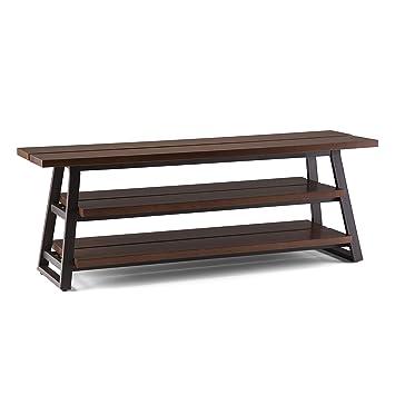 Brilliant Amazon Com Simpli Home Axcadr 07 Adler Solid Wood 66 Inch Beatyapartments Chair Design Images Beatyapartmentscom
