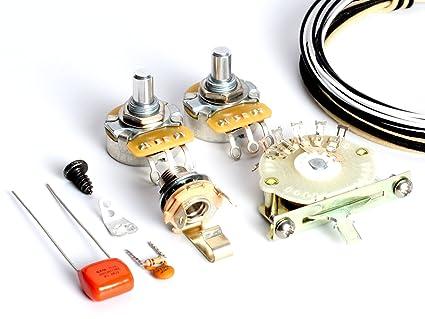 71yFRbVC%2BtL._SX425_ amazon com toneshaper guitar wiring kit, for fender telecaster, ss2