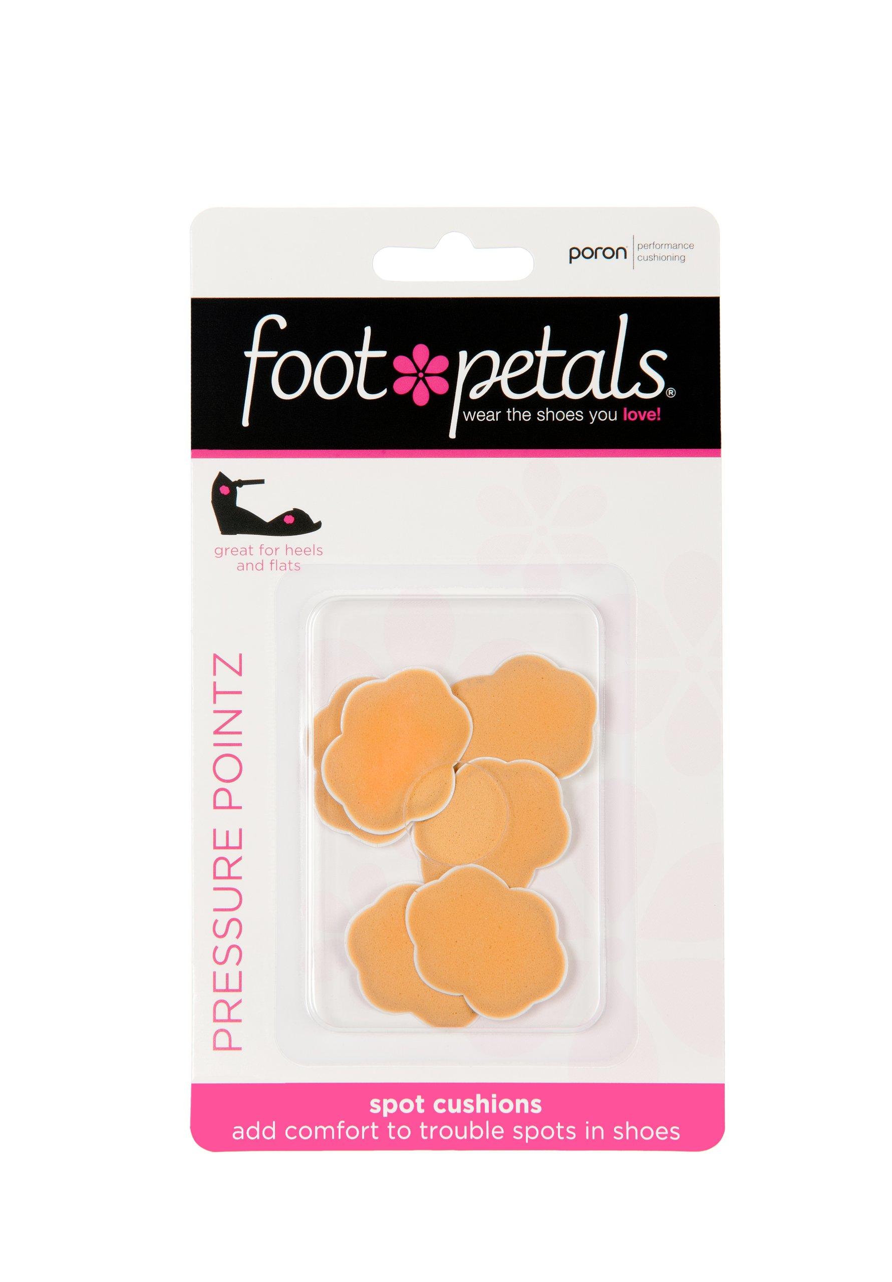 Amazon.com: Foot Petals Strappy Strips Strap Cushions ...