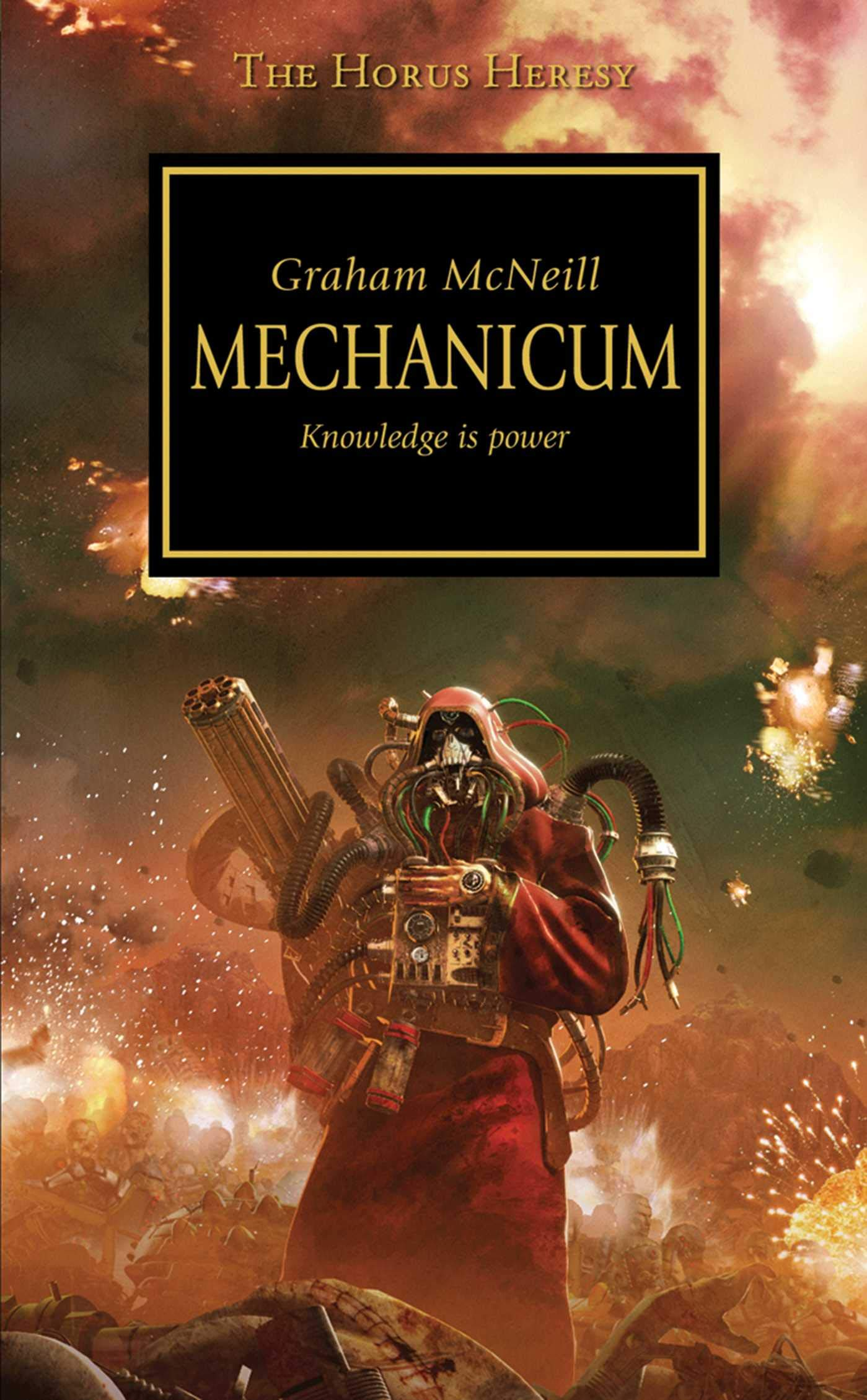 Horus Heresy books